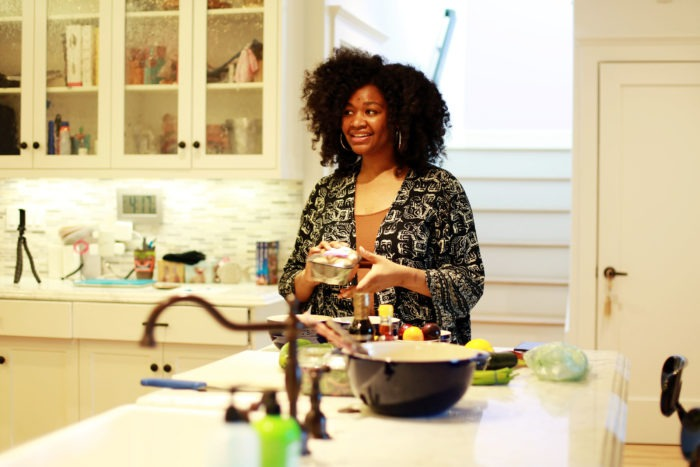 Chef Jessica Carter interviewed by Elysabeth Alfano