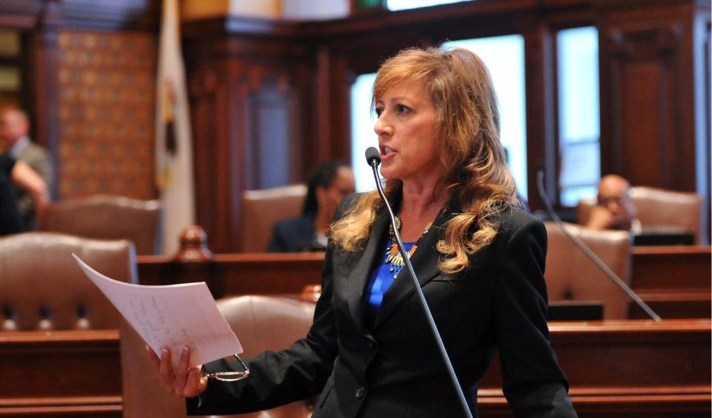 Senator Linda Holmes on Awesome Vegans Podcast