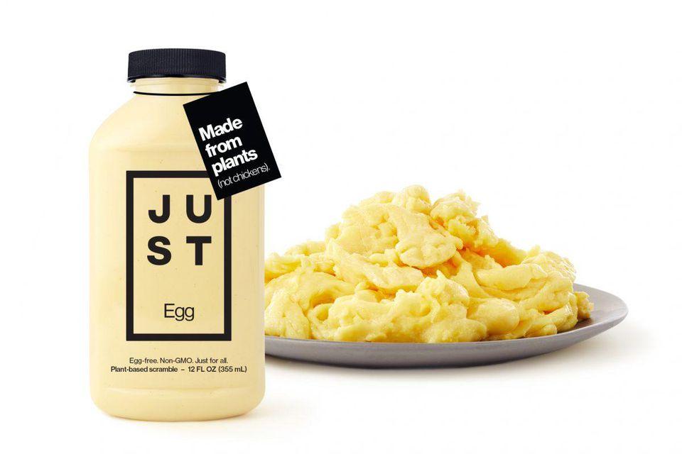 JSUT Eggs