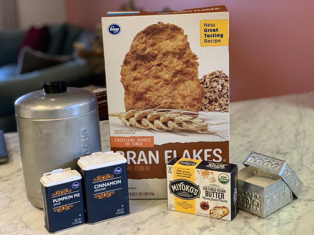 Pie Crust Ingredients: No Palm Oil