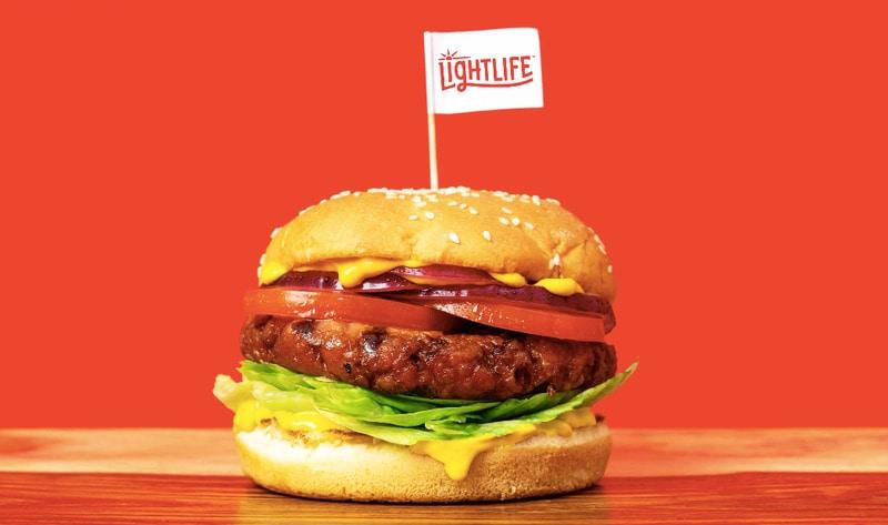 Lightlife Burgers