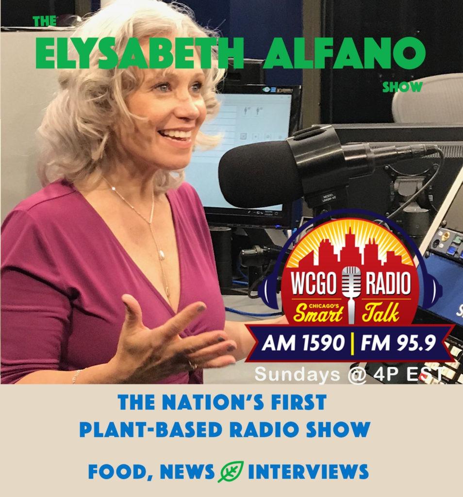 Elysabeth Alfano Radio Show.