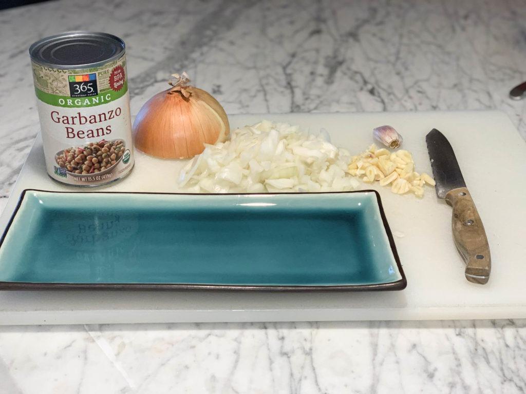 Garlic Hummus by Elysabeth Alfano