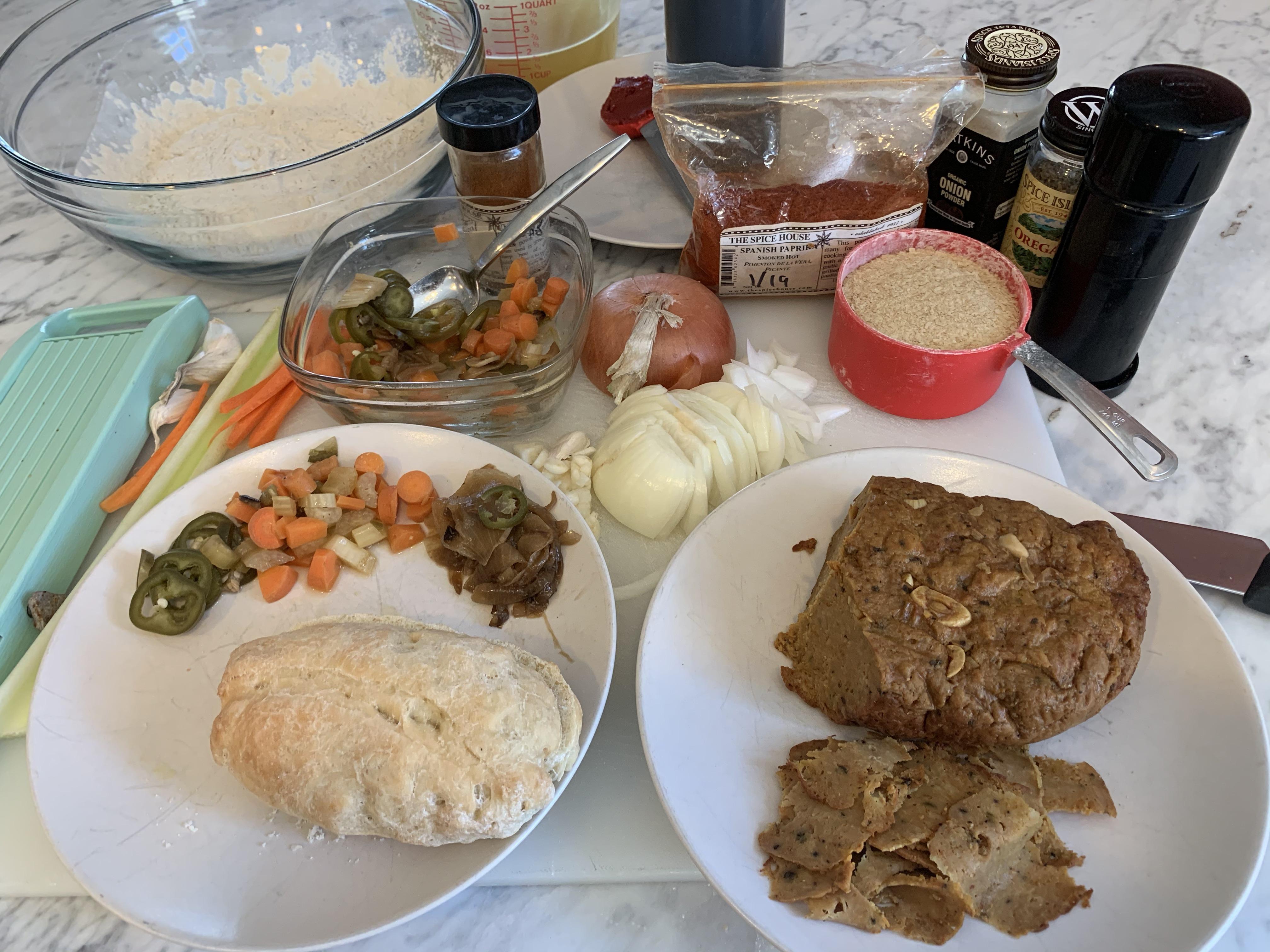 Italian Beef ingredients