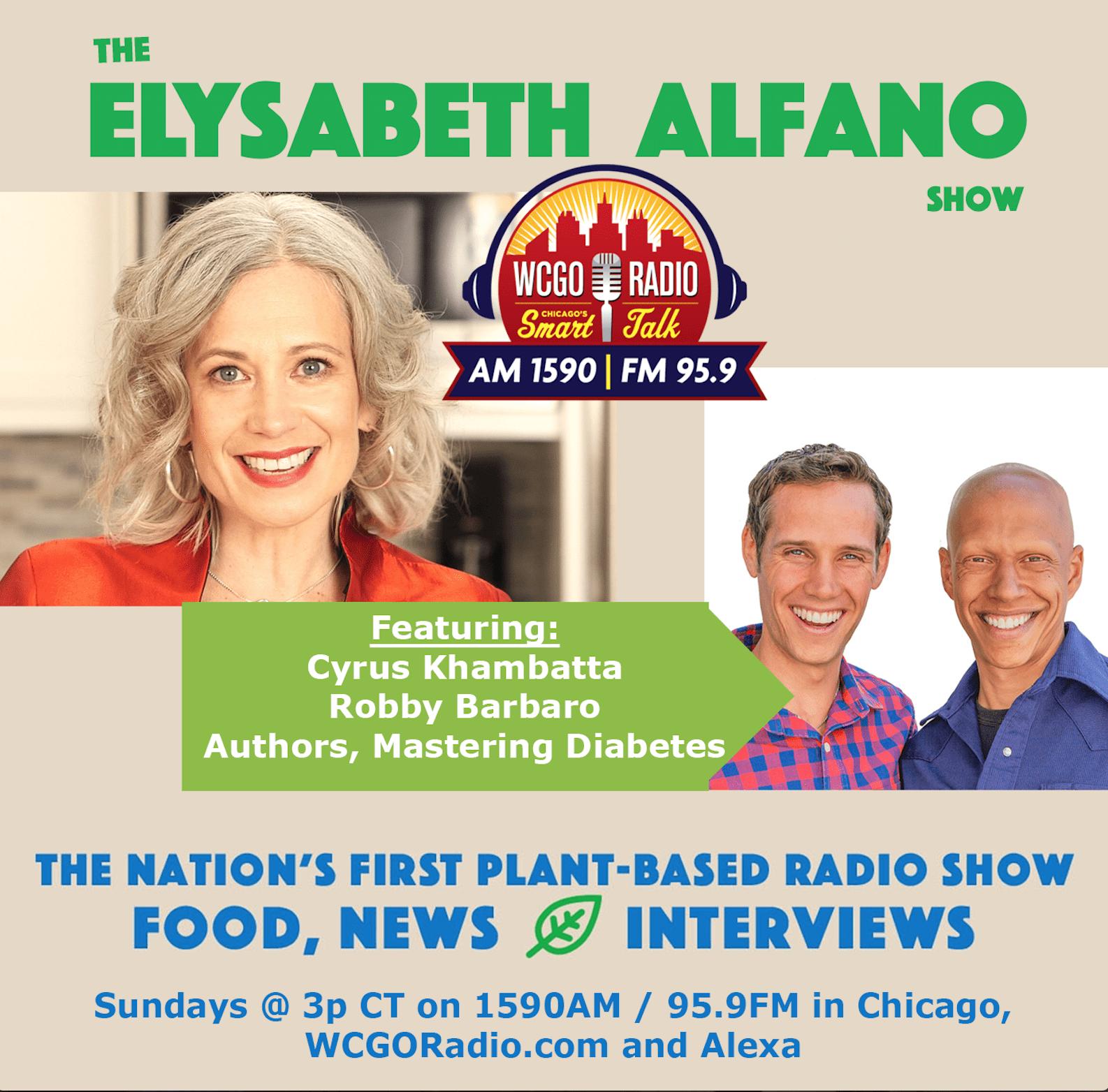 Elysabeth Alfano Radio Show