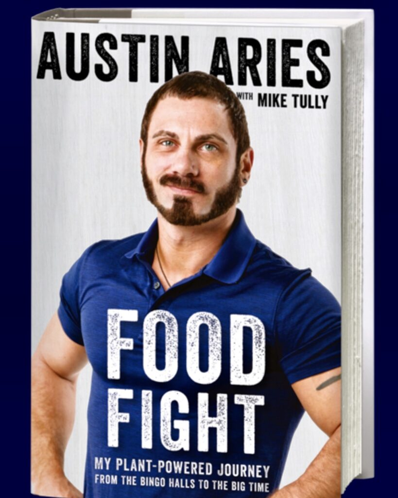 Austin Aries, Awesome Vegans