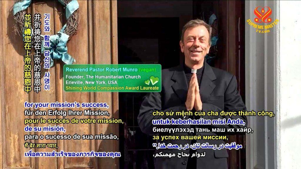 Pastor Robert Munro, Awesome Vegans